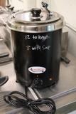 Avantco 6qt. Electric Soup Warmer