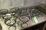 (17) Asst. Wire Table Service Accessories