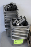 (21) Stainless Steel Insets