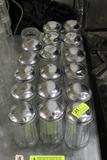 (18) Glass Sugar Dispensers