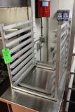 (9) Tray Sheet Pan Rack