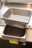 (6) Stainless Steel Half Pans