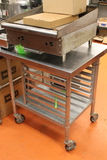Stainless Steel Work Station