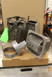 (5) Stainless Steel Kitchen Utensils
