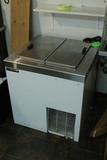 Master-Bilt Refrigerated Two Door Dipping Cabinet