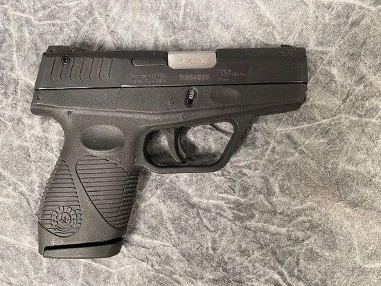 Taurus Model 709 Slim Semiautomatic Pistol