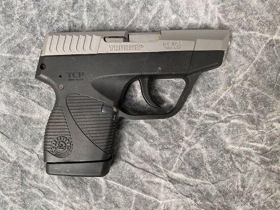 Taurus Model PT738 Semiautomatic Pistol