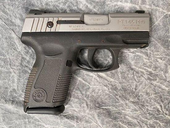 Taurus Model PT145 Pro Semiautomatic Pistol