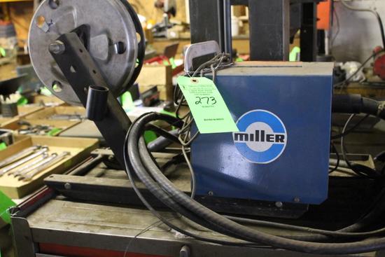 Millermatic S32S Wire Feed Welder