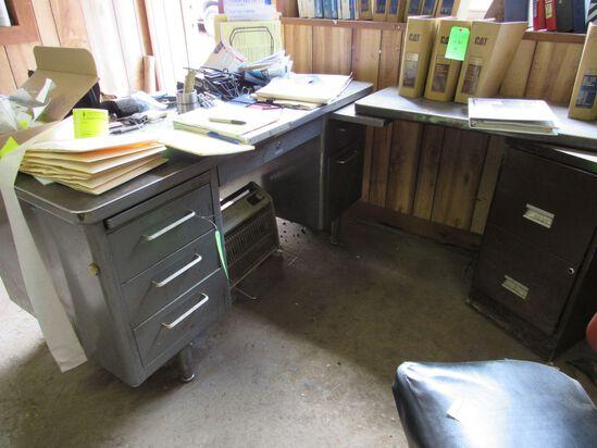 (3) Office Desks