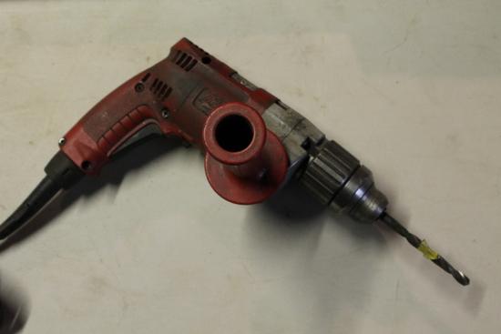"Milwaukee Magnum 1/2"" Electric Drill"