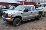 2000 Ford F250 4x4 Super Duty
