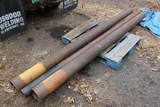 Assorted Iron Pipes