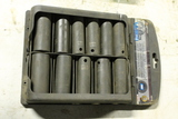 11 Piece Deep Impact Socket Set