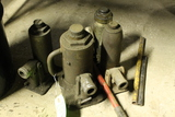 (4) Hydraulic Bottle Jacks