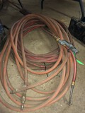 (2) Sections of Air Hose