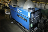 Miller Big 50 Diesel Constant Current DC Arc Welding Generator