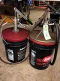 (2) 5 Gallon Liquid Pumps