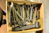 (19) Asst. Lathe Wrenches
