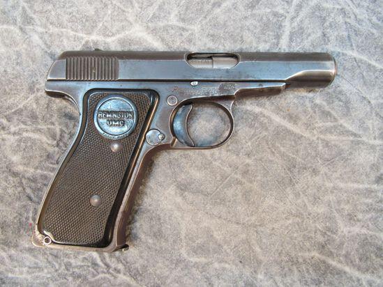 Remington Model 51 Semiautomatic Pistol