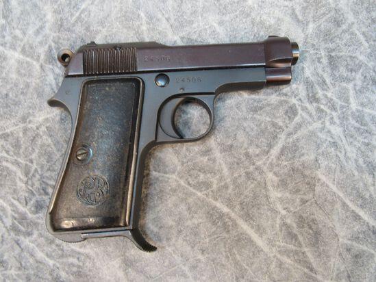 Beretta Model 1934 Semiautomatic Pistol