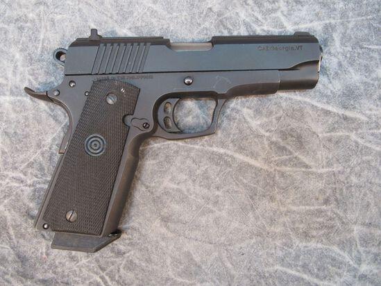 SAM Scout Semiautomatic Pistol