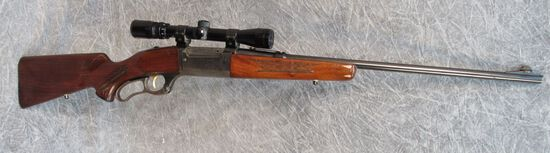 Savage Model 99F Lever Action Rifle