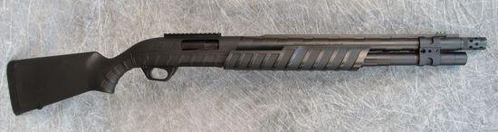 Remington Model 887 Tactical Slide Action Shotgun