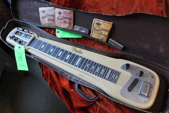 Fender Slide Guitar w/ Case