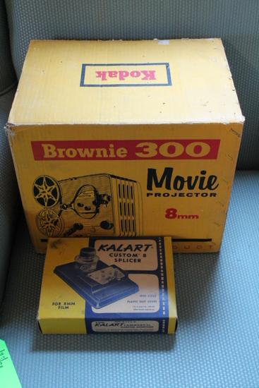 Kodak Brownie 300 Movie Projector