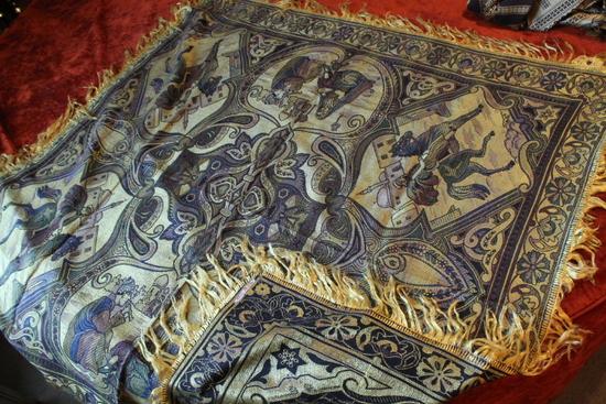 (2) Tapestries