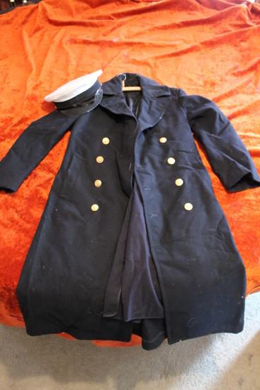 US Navy Issue Pea coat