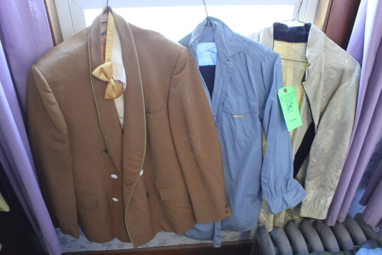 (6) Pieces of Vintage Clothing
