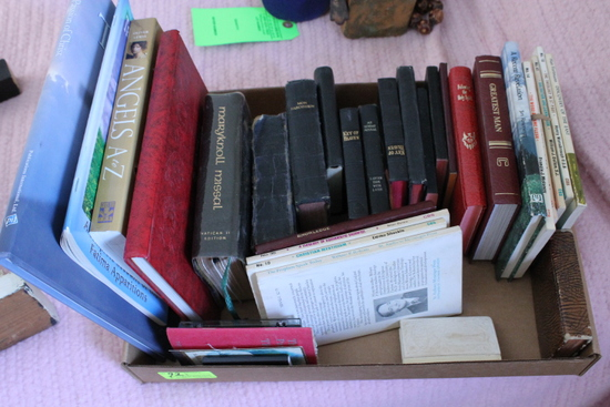 (30+/-) Religious Books
