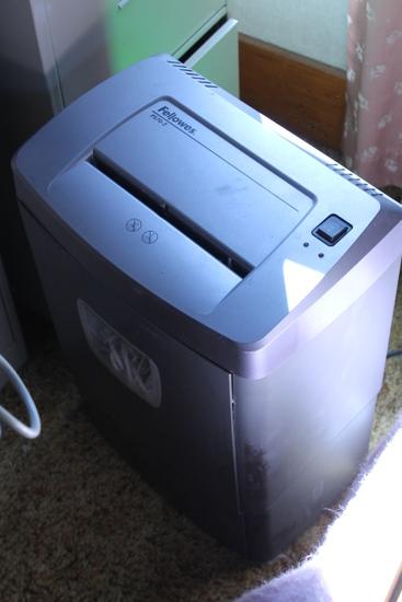 (2) Paper Shredders