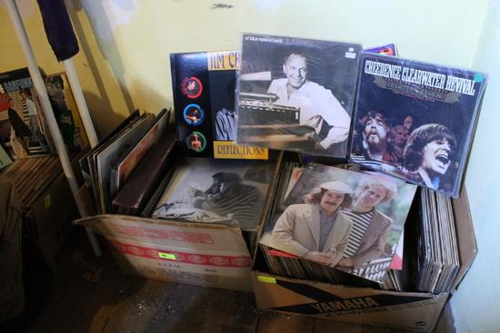 (245+/-) Classic LP Records