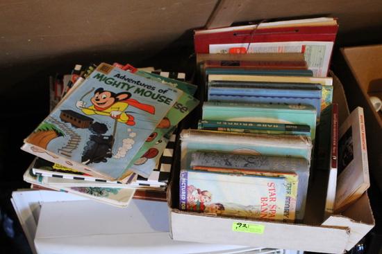 Asst. Comic, Children's & Art Books
