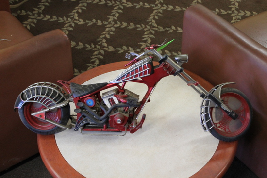 Poly Remote Controlled Chopper