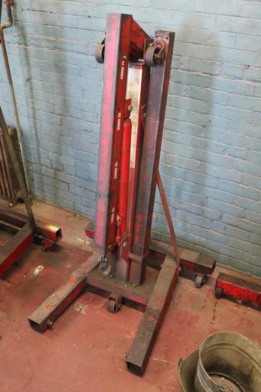 Aroan Rolling Hydraulic Crane