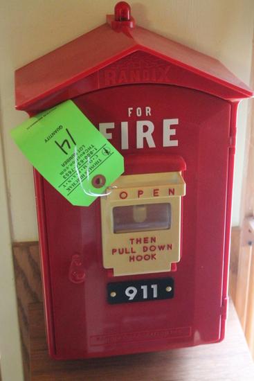 Fire Alarm Wall Phone