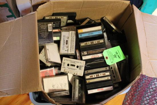 (100+/-) Audio Cassettes