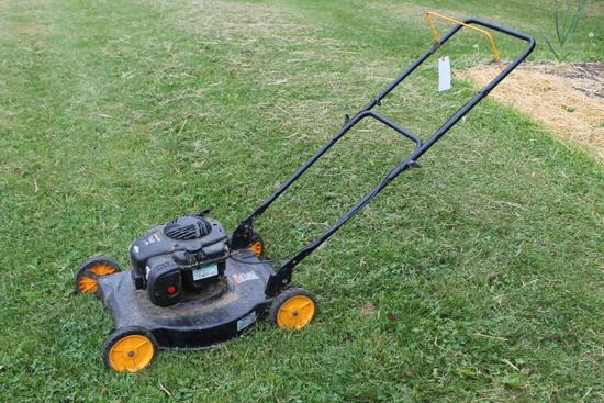 Poulan Pro Push Lawnmower