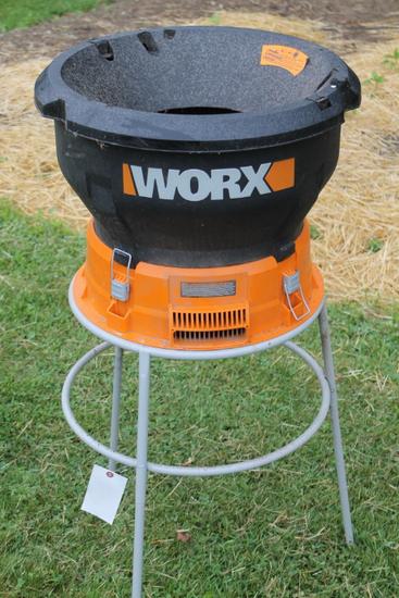 Worx WG430 Leaf Mulcher