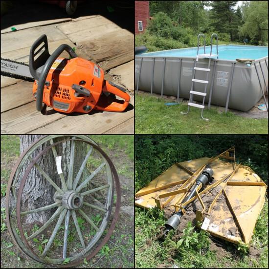 Household Tools, Equipment & Furnishings