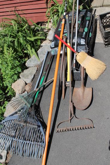 (7) Stick Tools