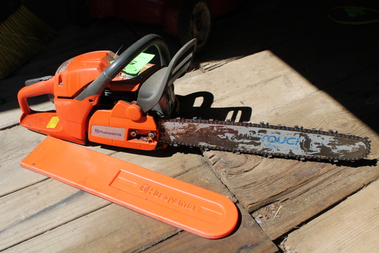 Husqvarna 455 Rancher Gas Chainsaw