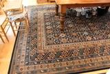 Belgian Oriental Style Rug