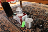 (7) Kitchen Lot of small appliances