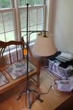 Adjustable Iron Standing Lamp