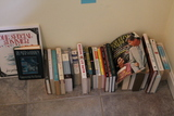 Lot of Assorted Books and Magazines